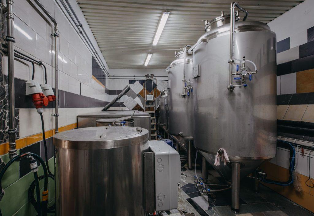 3. technologie pivovaru objem 5Hl